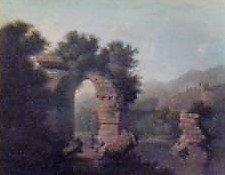Ponte di Augusto, Narni XVIII secolo
